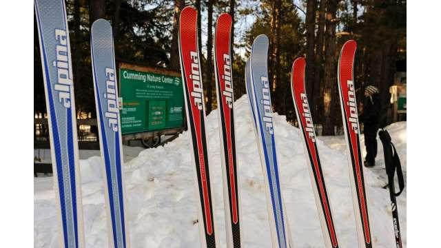 Skiing - Skis