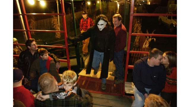 Nightmare Hayrides on Sommerville Street
