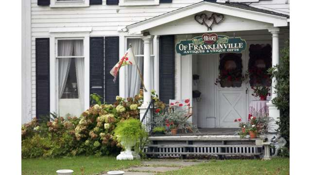 Heart of Franklinville Antiques and Shop