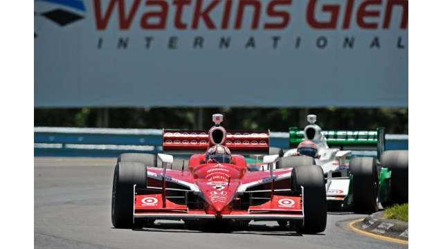 Indy Racing League (IRL) Race at Watkins Glen International 1023