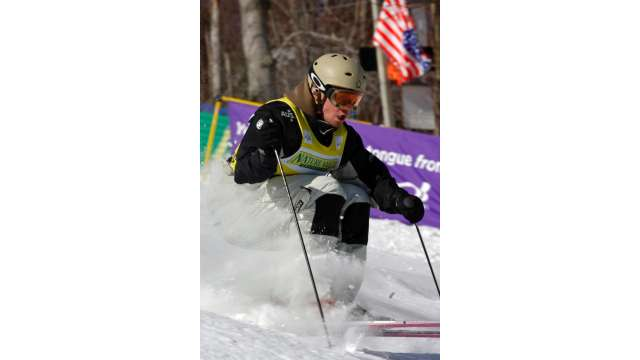 Freestyle Competition-Moguls-Whiteface Mountain