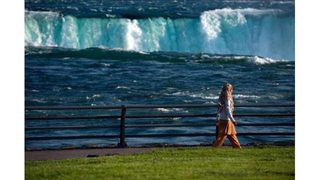 Niagara Falls State Park - Horseshoe Falls 1105