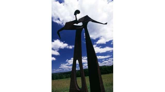 Griffis Sculpture Park 1115