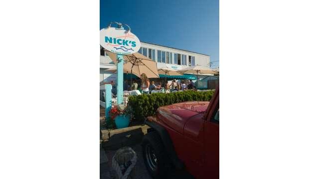 Nick's Restaurant Montauk 1321