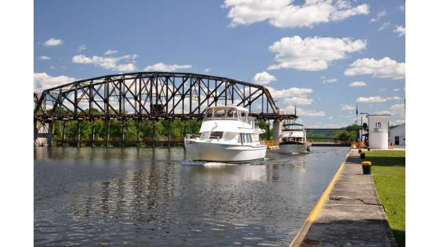Mohawk Valley Lock 15