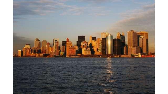 New York City-Skyline/Lower Manhattan