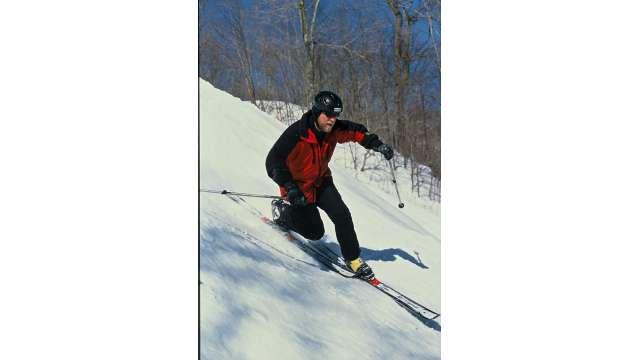 Tele-mark Skiing-Ski Plattekill