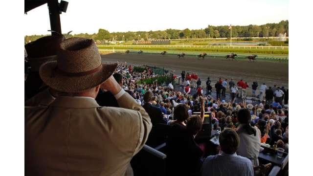 Saratoga Race Track 1551