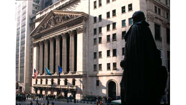 New York Stock Exchange-Wall Street Area