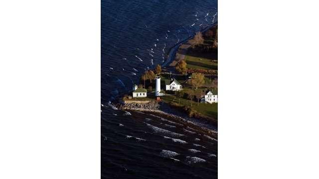 Tibbitts Pointe Lighthouse- Cape Vincent..