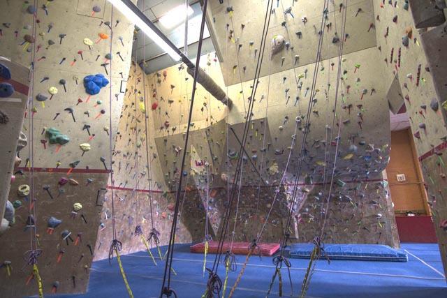 rock climbing doylestown pa