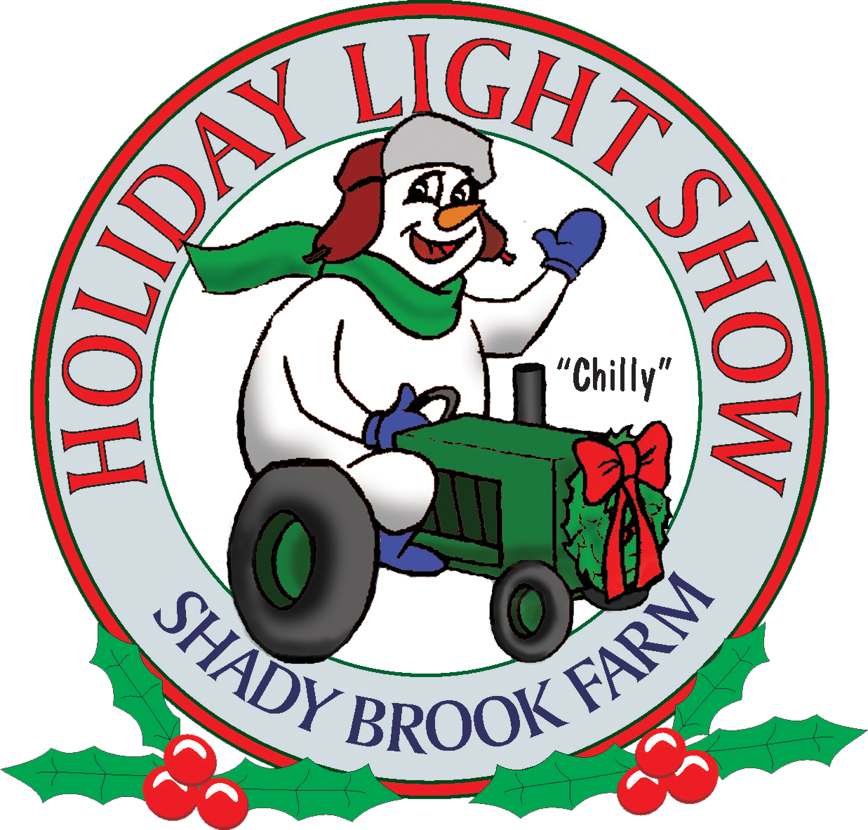 2018 Holiday Light Show