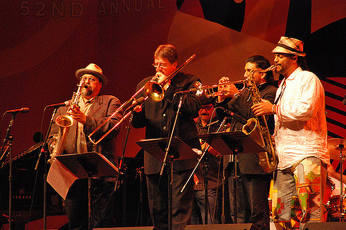 Jazz Bash by the Bay @ Monterey Conference Center