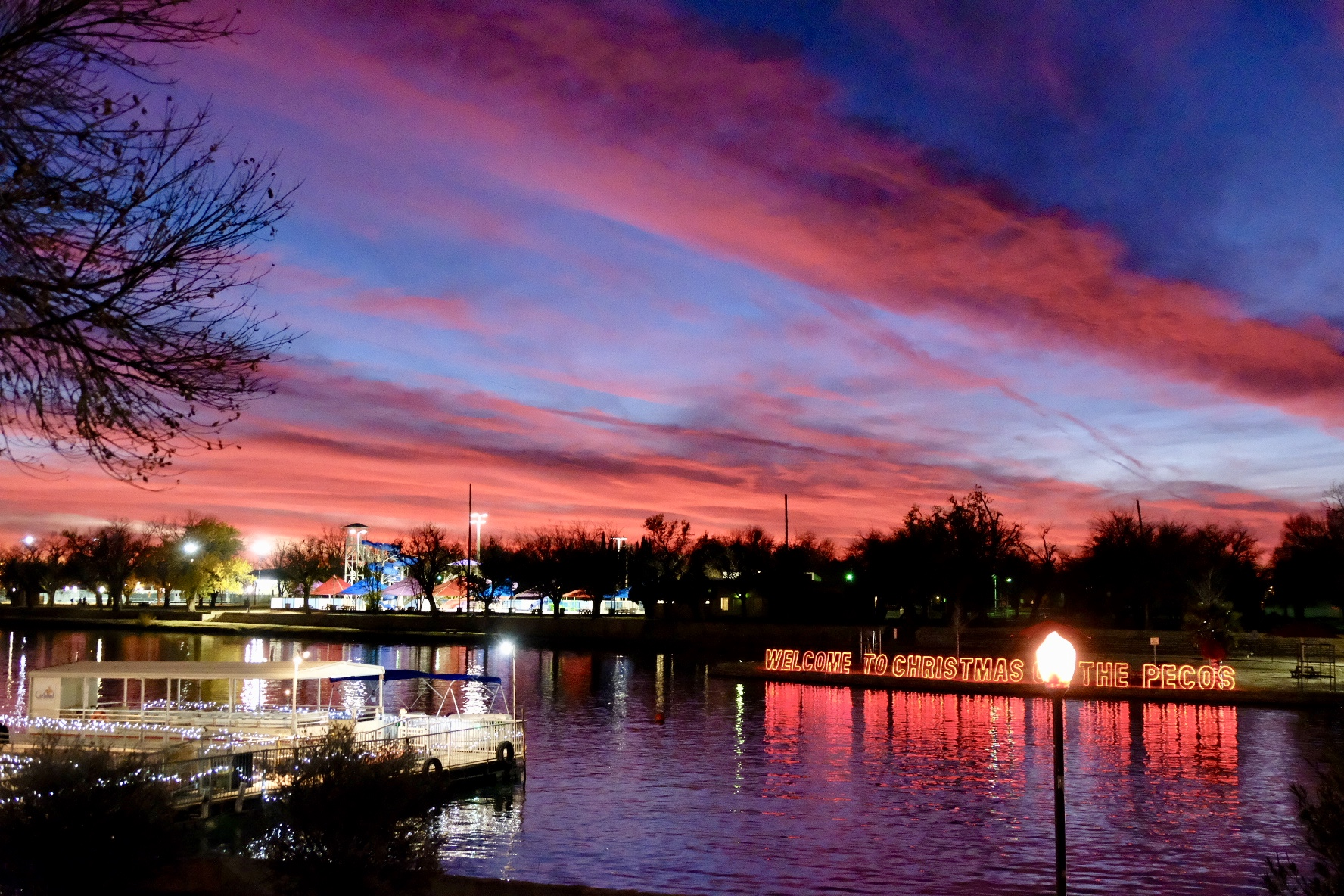 next christmas on the pecos - Christmas On The River