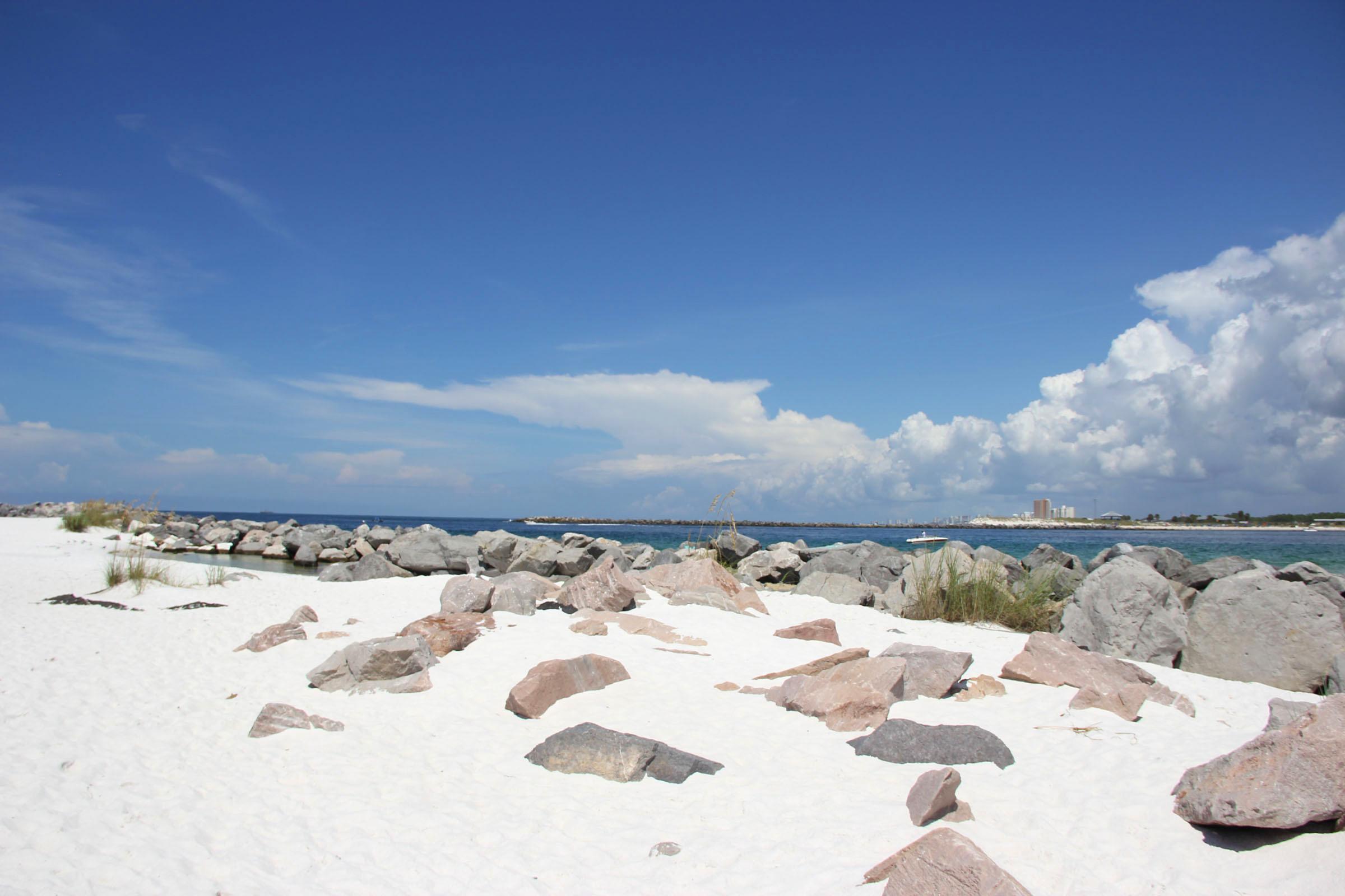 Shell Island Shuttle Service Panama City Beach Florida