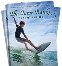 Get your FREE 2019 Outer Banks Travel Guide