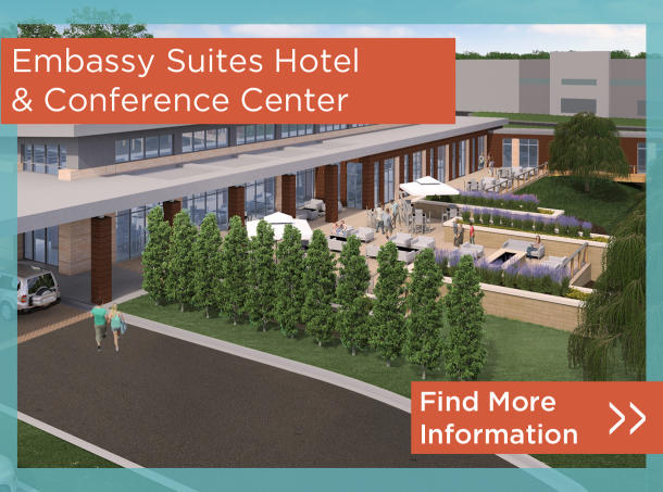 Find More Information about Embassy Suites Hotel & Conference Center