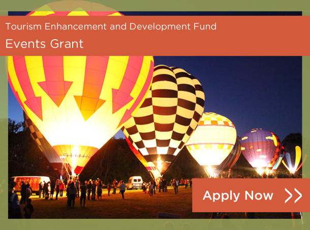Visit Hendricks County Events Grant Application