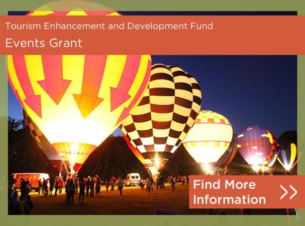 Visit Hendricks County Events Grant