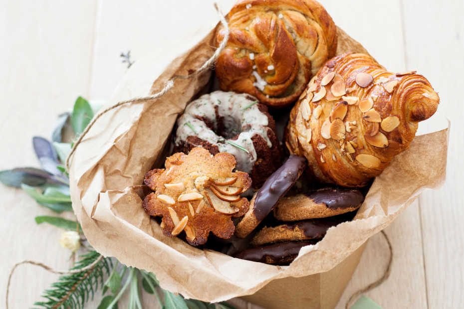 Pastries from OWL Bakery