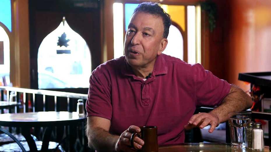 Farouk Badr | Jerusalem Garden Cafe