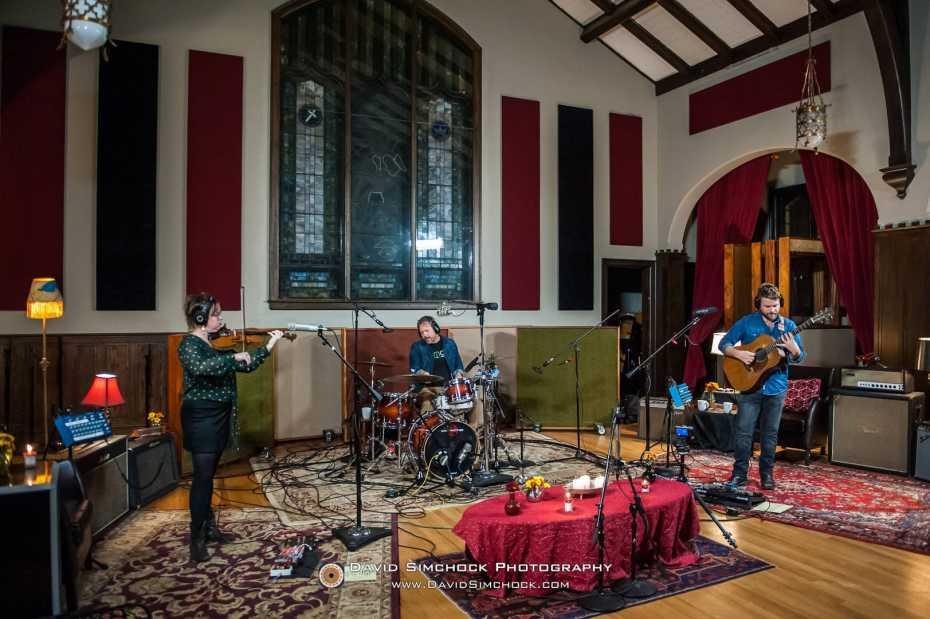 Echo Session #14 - The Jon Stickley Trio