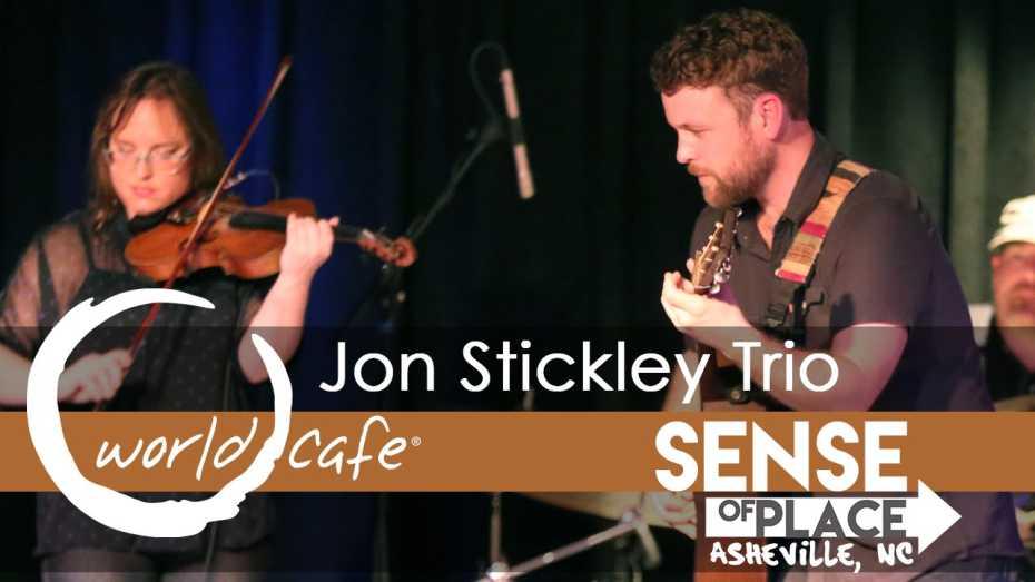Jon Stickley Trio - Darth Radar