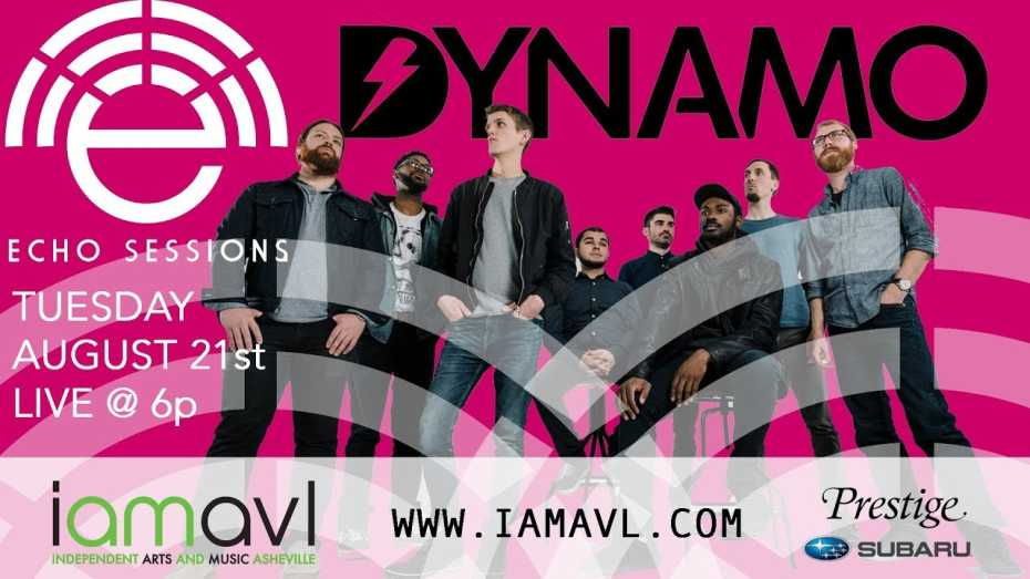 Echo Sessions featuring Dynamo