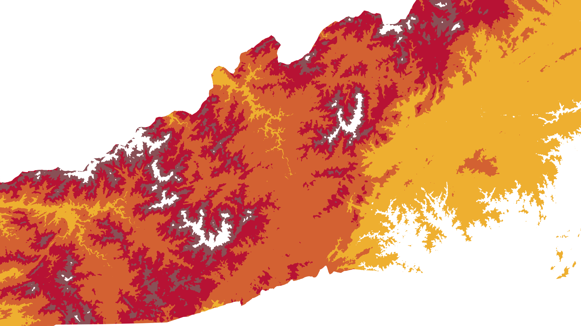 Interactive Fall Color Map Asheville Nc S Official Travel Site