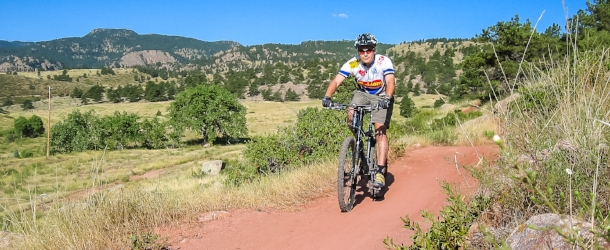 Hall Ranch Mountain Biking