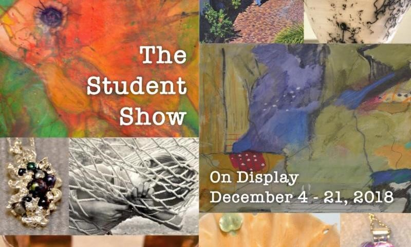 Visual Arts Center Student Show