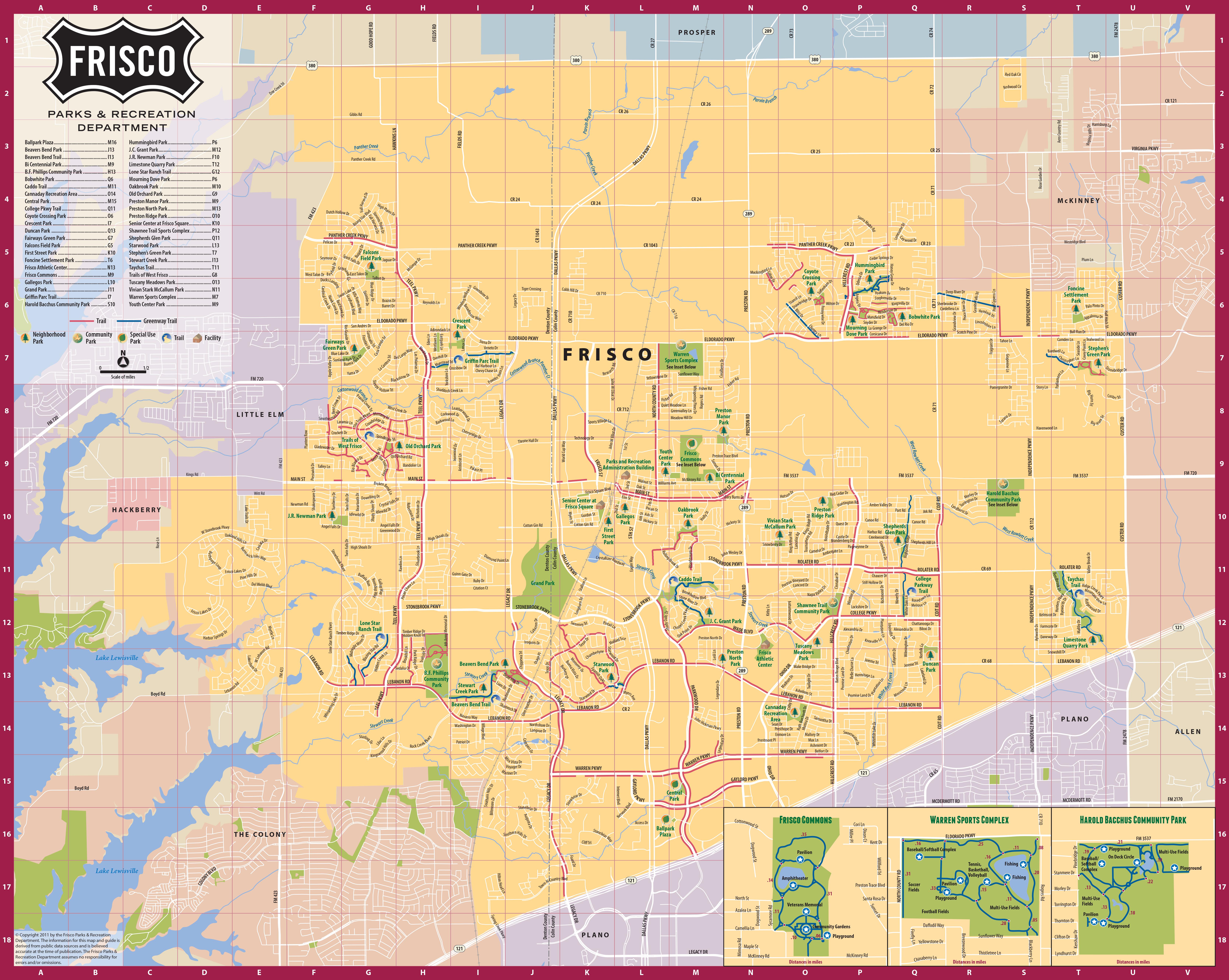 Map Of Frisco Tx Frisco Texas Official Convention & Visitors Site   Map of Frisco  Map Of Frisco Tx