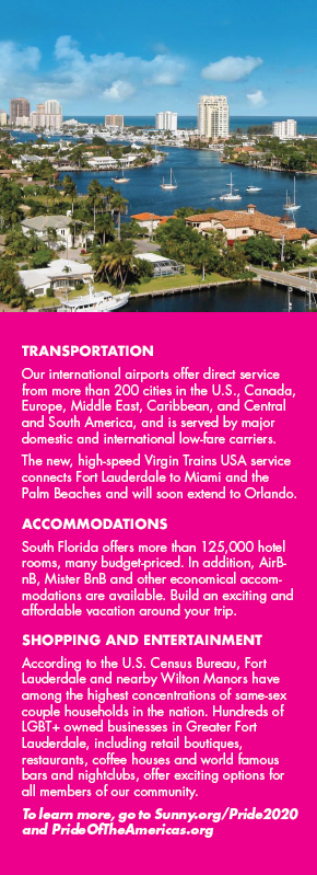 Ft Lauderdale Events January 2020.Pride Of The Americas 2020 Fort Lauderdale Lgbtq Events