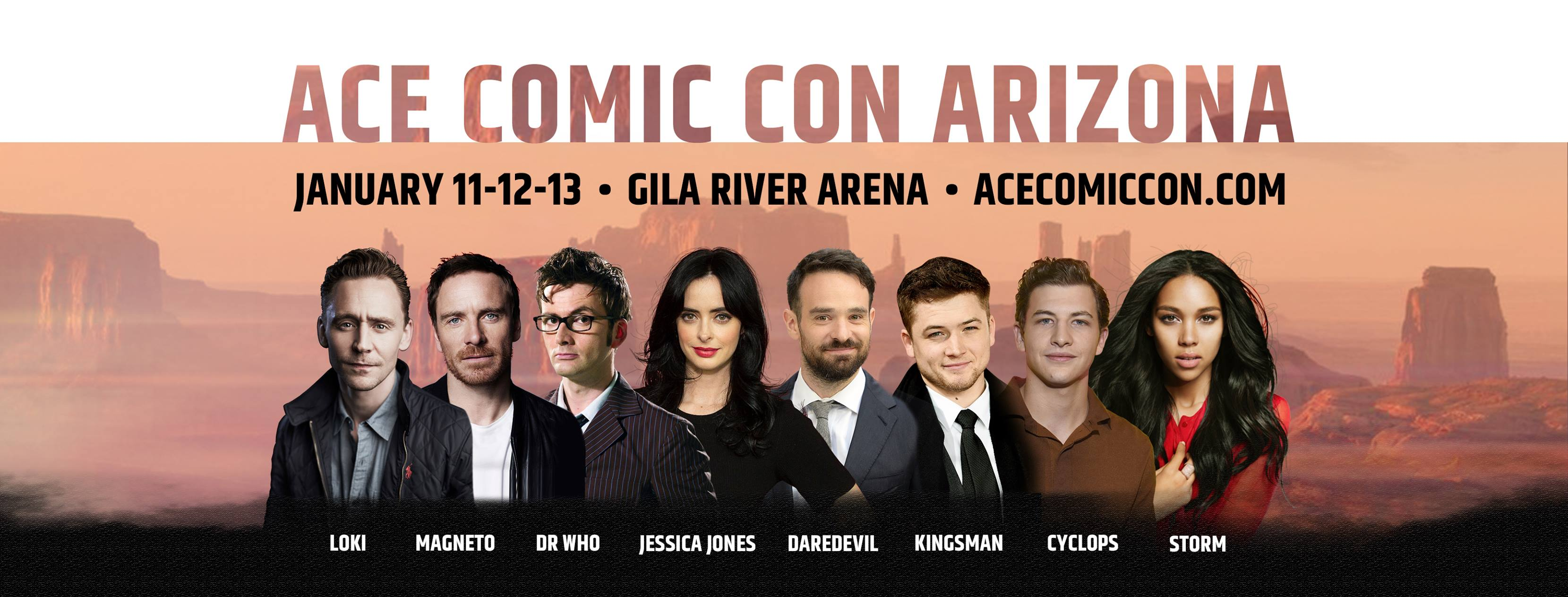 Ace Comic Con Arizona 2019