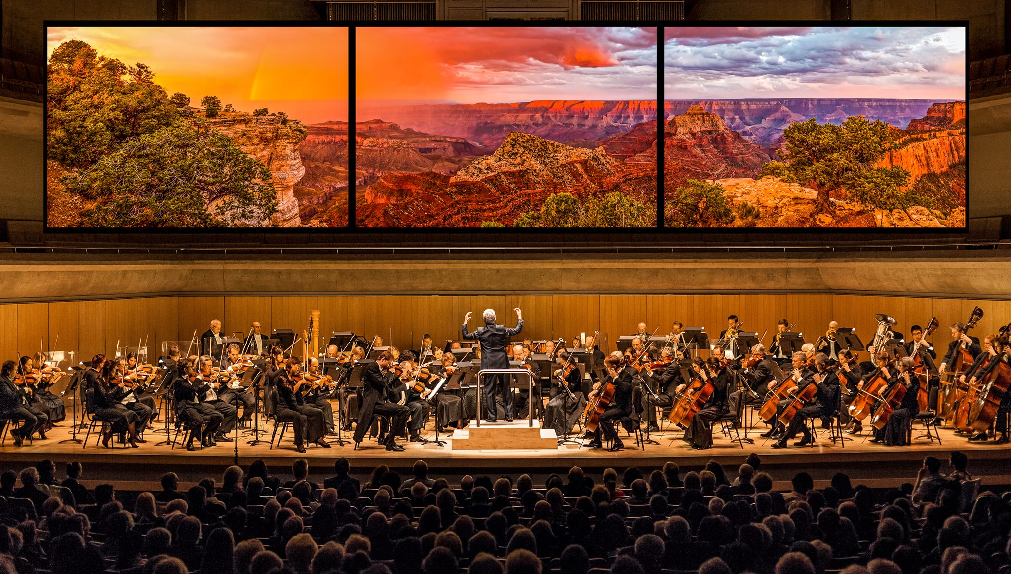 Grand Canyon Phoenix Symphony