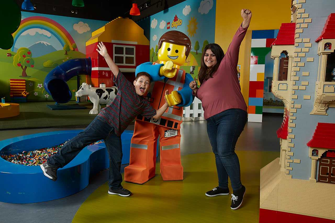 LEGOLAND LEGO Movie Days