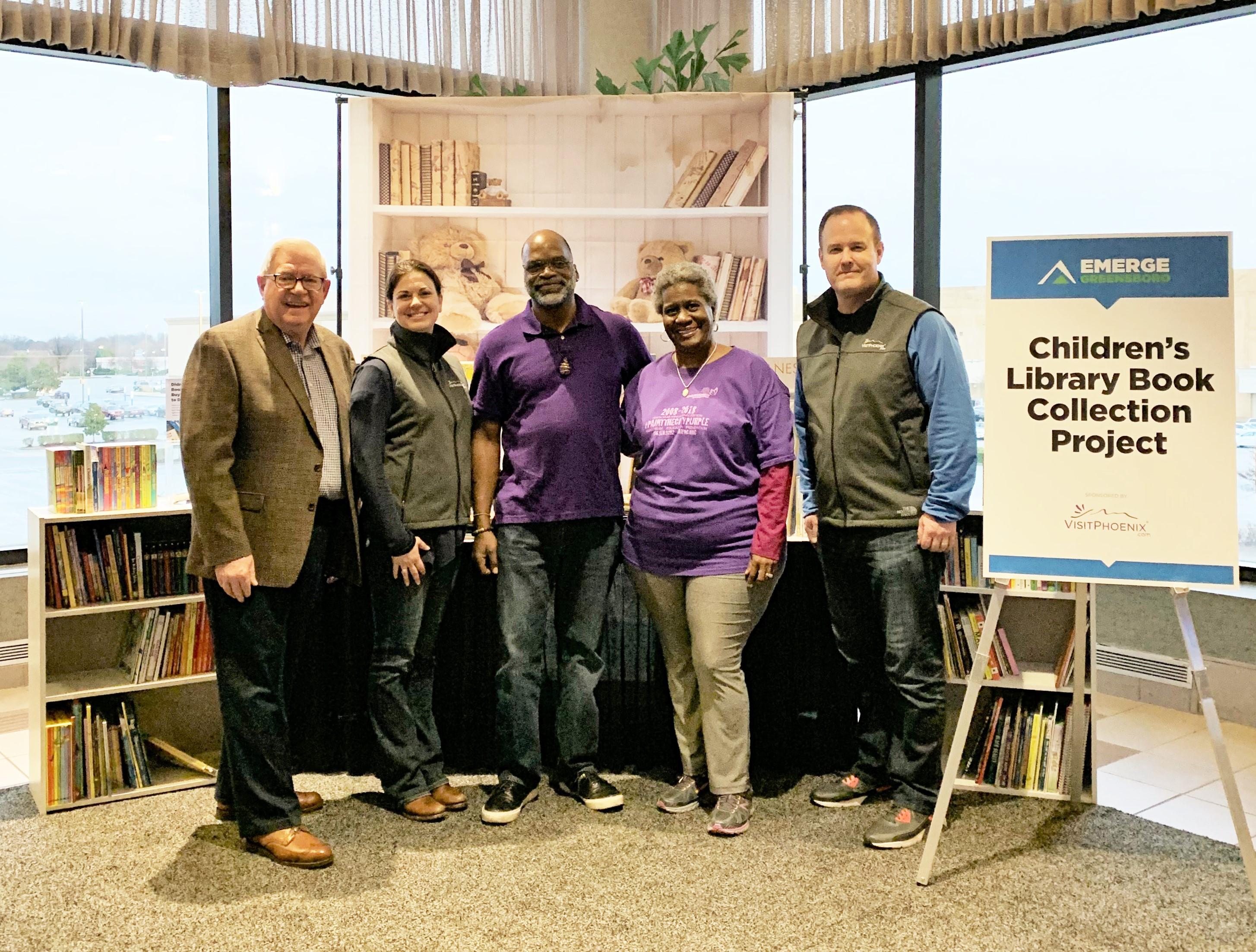 RCMA Visit Phoenix Children's Library