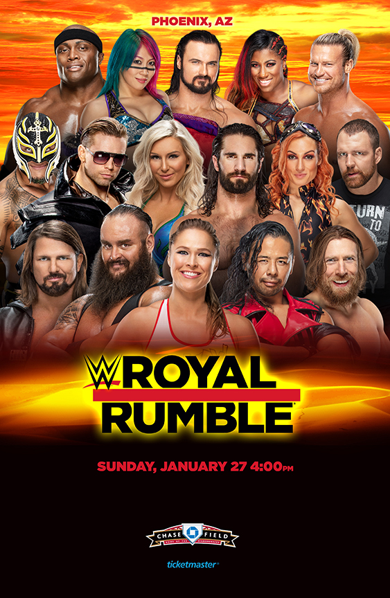 Royal Rumble Phoenix 2019